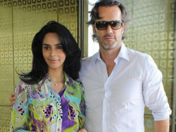 Has Mallika Sherawat secretly married her boyfriend?