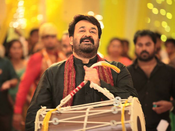 Huge demand for  Mohanlal's Oppam dubbing