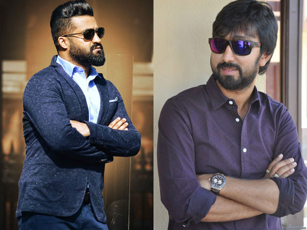 Jr NTR's next is 'Nata Viswaroopam'?