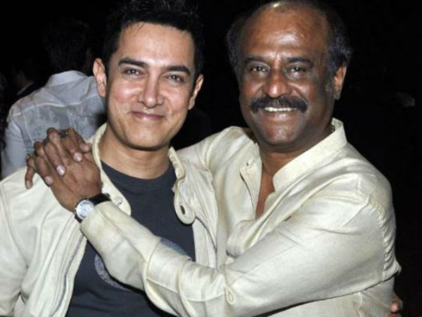 Rajinikanth refused to dub for the Tamil version of Aamir Khan's 'Dangal'