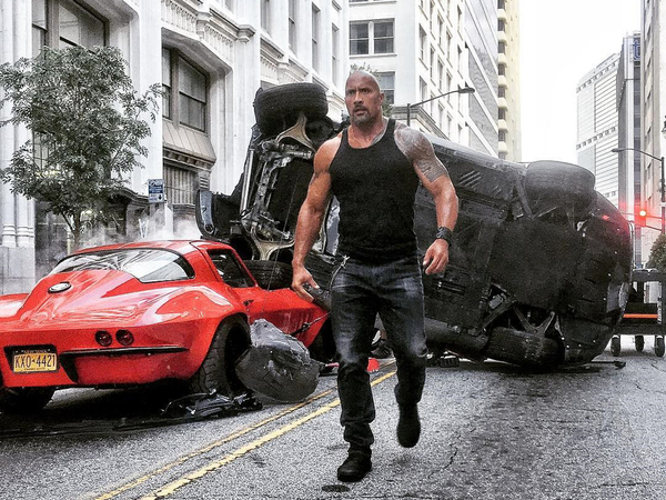 Fast & Furious 8 - Official Trailer