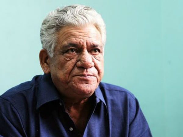 Did Om Puri know about his death?