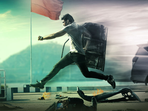 Boyapati Designed Bellamkonda Sai Action Hero Look!