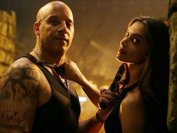 The action-packed film 'xXx' will release in India 'before anywhere else