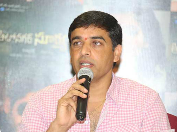 Dil Raju Counter To Director Suraj Comments