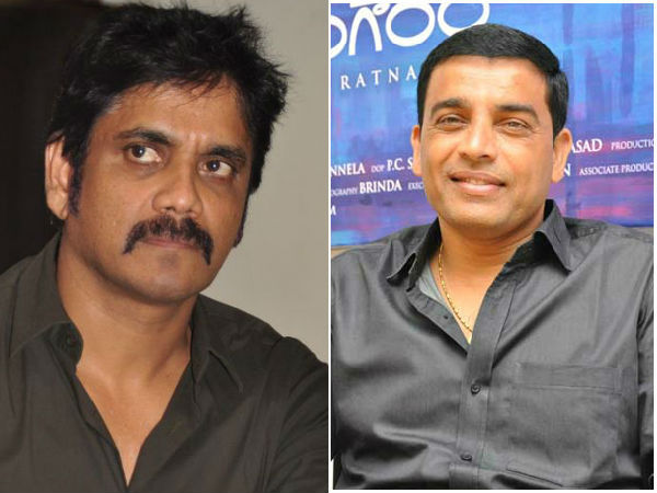 Dil raju shocked with nagarjuna comments