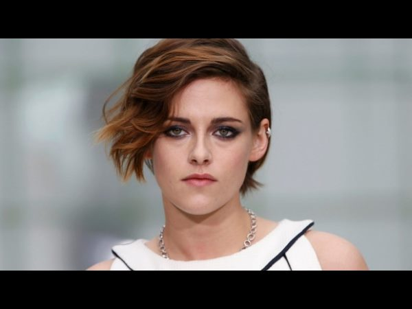Kristen Stewart says President Donald Trump was 'obsessed with her'