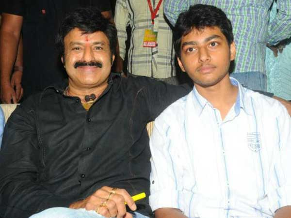 Balakrishna's Son Nandamuri Mokshagna's Debut Movie Confirmed