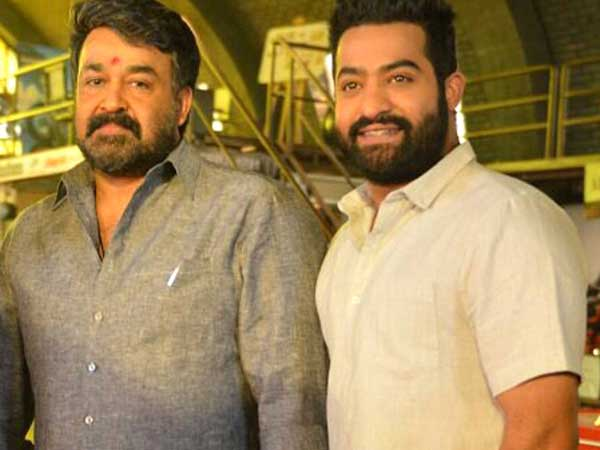 Ntr guest to Mohanlal's Kanupapa audio?