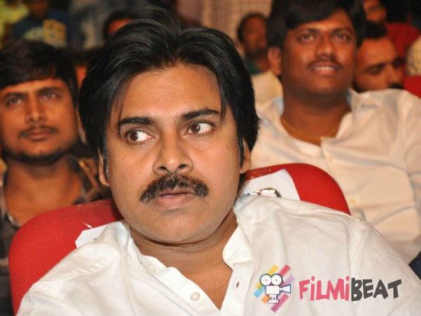 Director siva planing a film with Pawan Kalyan