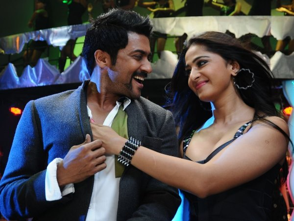 Suriya and Anushka to wed in Singam 3