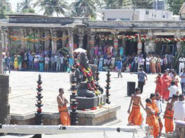 మతాచారాల గొడవే.., ఆగ్రహంతో దువ్వాడ జగన్నాథం షూటింగ్ ఆపేసిన స్థానికులు