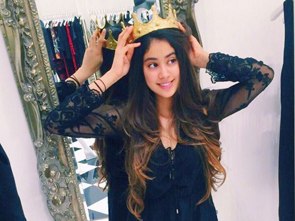 Sridevi condition to her daughter Jhanvi