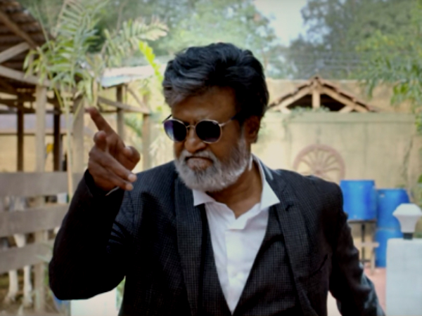 A whatsapp voice clip is Trending in kollywood about kabaali