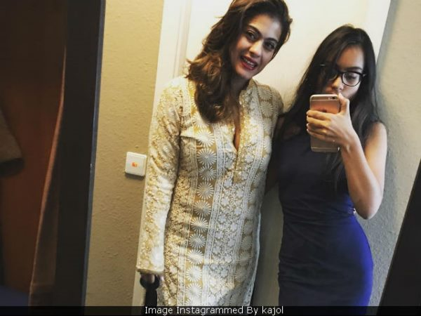 Actress Kajol Trolled By Daughter Nysa