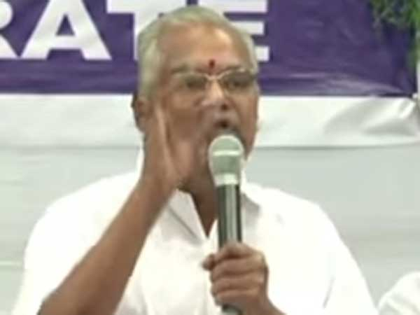 Kota Srinivasa Rao And Babu Mohan On Road Safety