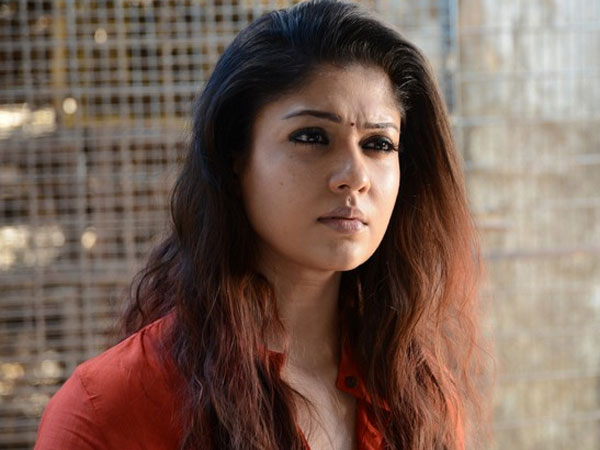 Nayanatara angry over officials for not reacting on public issues