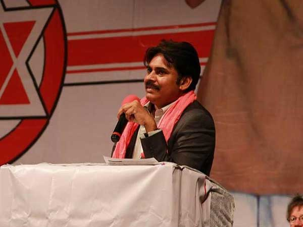 Power star Pawan kalyan says that he will not tolerate injustice