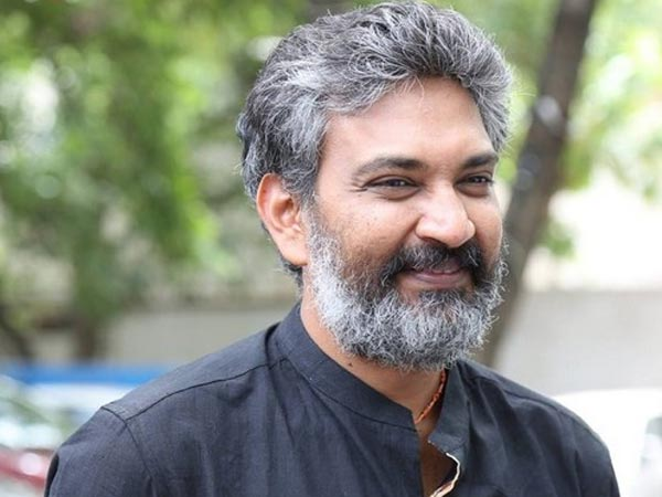 Kanchi is very sarcastic said SS Rajamouli on Show Time Audio