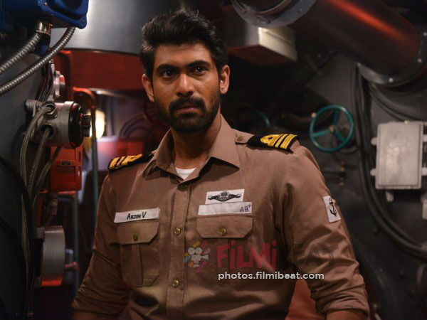 ollywood Hero Rana daggubaTi Said how he Became a part of the movi Ghazi and his jurny with Ghazi Team