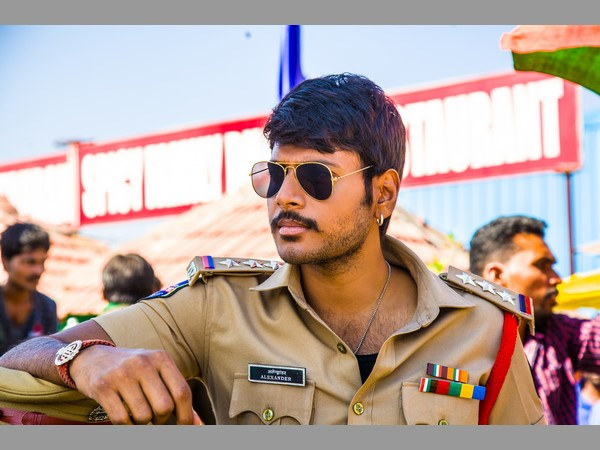 Nakshatram completed the talkie part and post production is happening at a brisk pace