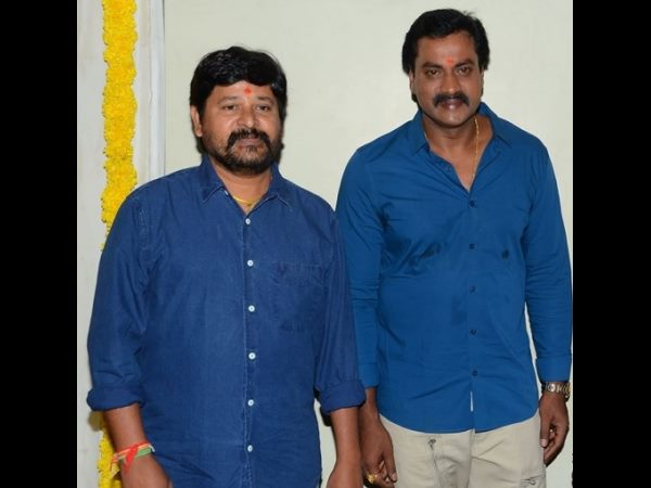 Sunil - Shankar's Film Shooting Starts From Feb 15