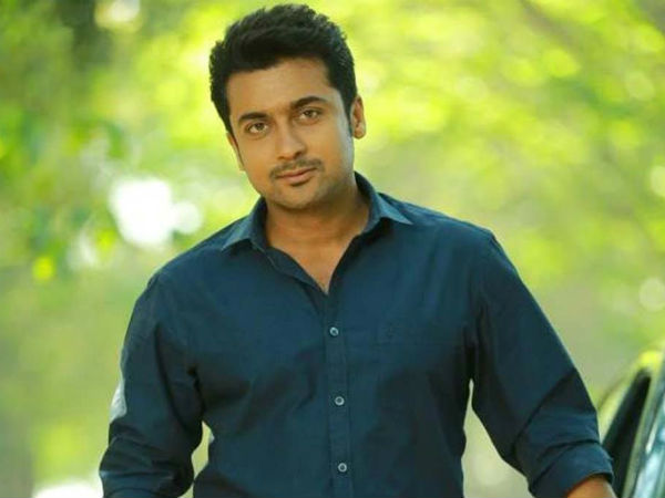 Suriya interviews ADGP C V Anand about S3