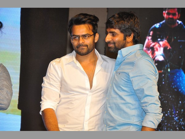 Sai Dharam Remember Pawan at Winner Pre Release Event