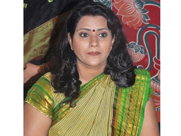 Vani Viswanath returns with Boyapati movie