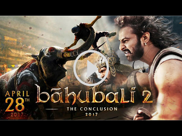 Baahubali The Conclusion trailer released