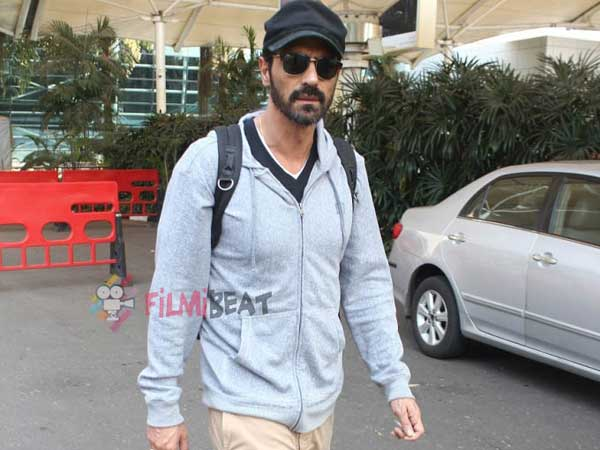 Complaint filed against Arjun Rampal