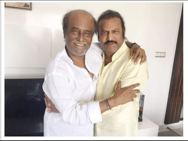 rajinikanth suggestion to mohanbabu over powerpaandi remake