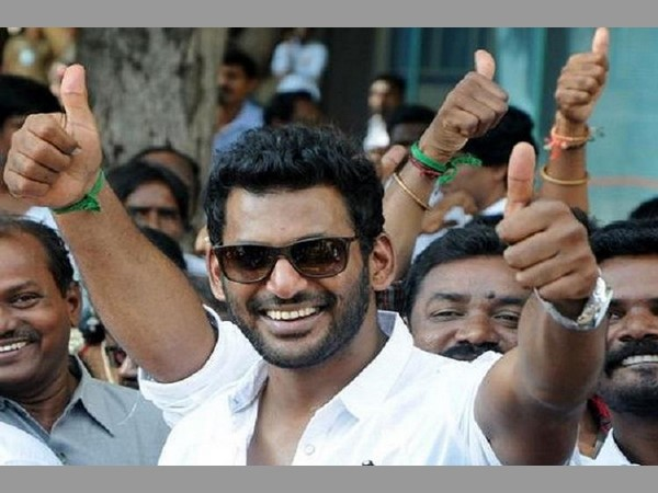 Hero Vishal pitches for a united industry, relief for farmers