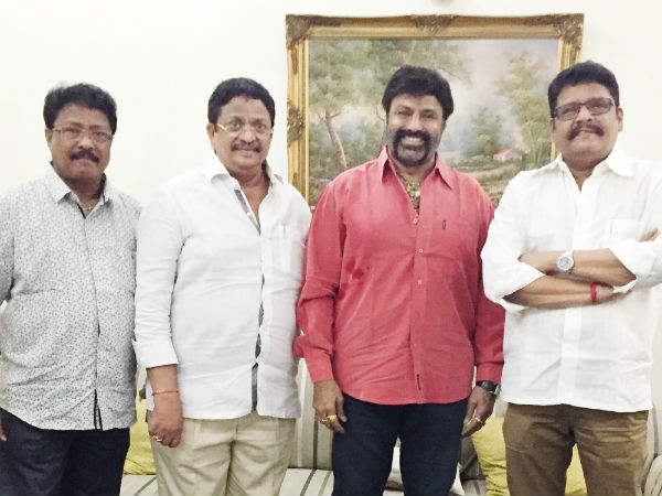 KS Ravikumar to direct Nandamuri Balakrishna's 102nd film