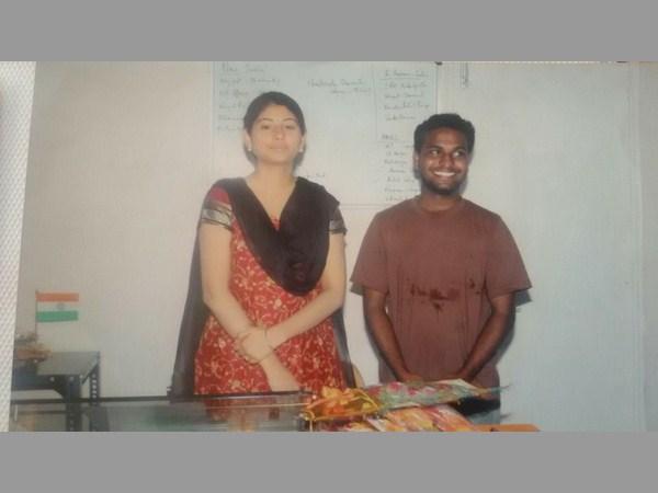 పాత ఙ్ఞాపకాలు: అప్పటి కలెక్టర్ స్మితా సభర్వాల్ తో రచ్చరవి