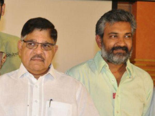 'మగధీర' విషయంలో అల్లు అరవింద్ అలా చేయడం నచ్చలేదు: రాజమౌళి