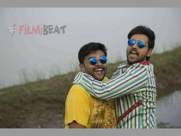 ఫ య షన డ జ నర S O ల డ స ట లర ర వ య Fashion Designer S O Ladies Tailor Movie Review Telugu Filmibeat
