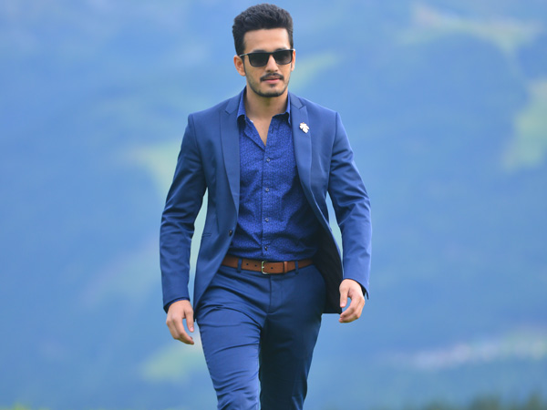 Hello Guru Prema Kosame title for Akhil Second Film