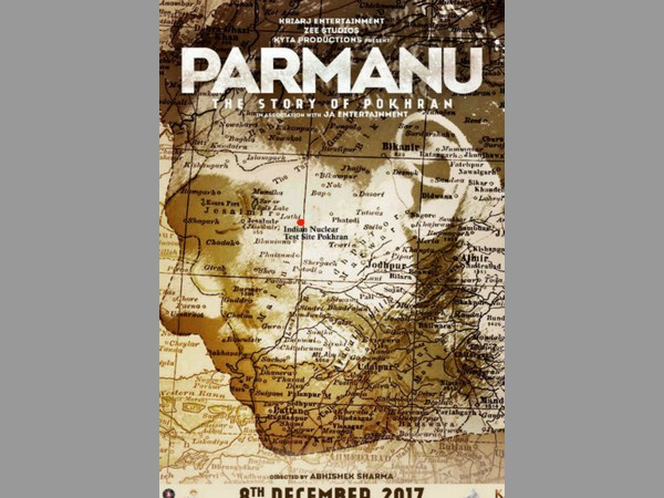 Parmanu The Story Of Pokhran first look out