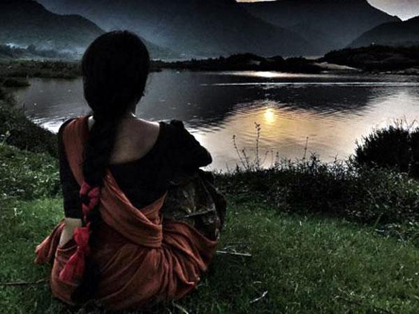 పల్లెటూరి పిల్ల: 'రంగస్థలం 1985'లో సమంత లుక్ ఇదే