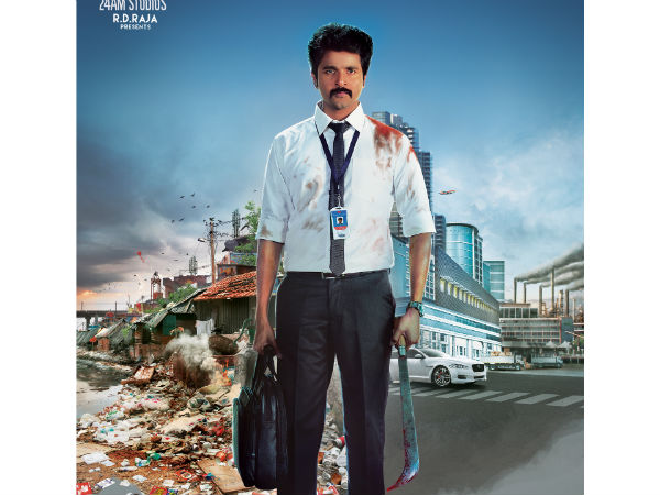 Vijay TV has bagged the satellite rights of Sivakarthikeyan starrer VELAIKKARAN