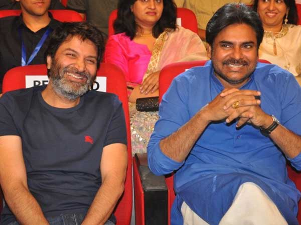 Pawan-Trivikram's film fetching only 11 Cr