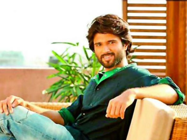 Vijay Devarakonda to get engaged to his girl friend Vimmy is a rumor