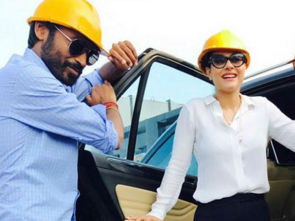కాజోల్-ధనుష్ ఫైట్: 'విఐపి-2' ట్రైలర్ అదిరిపోయింది