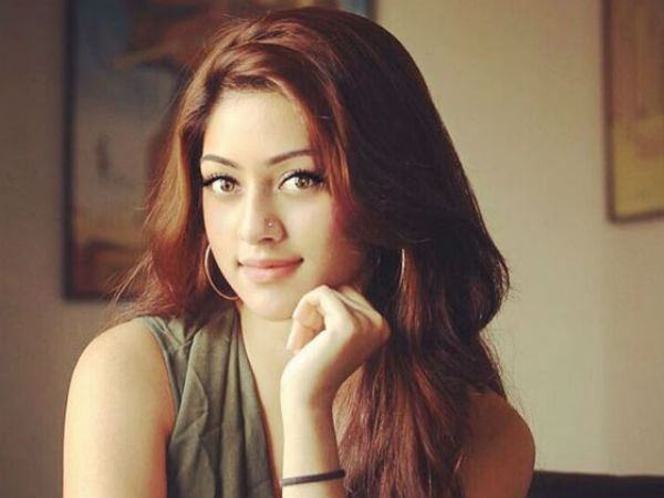 Actress Anu Emmanuel learn the art of pick pocketing