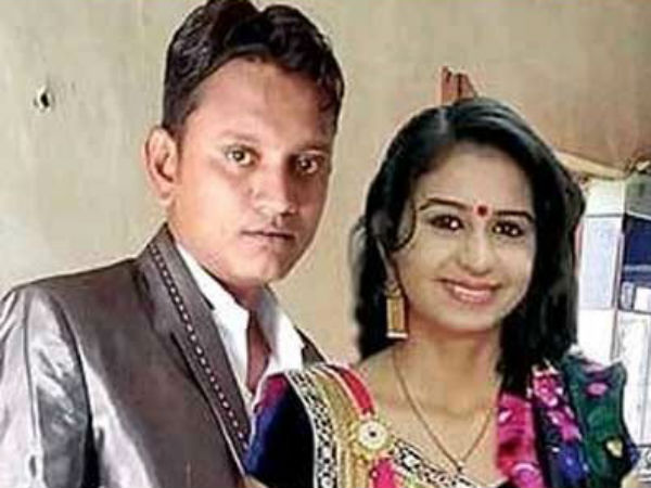 Morphed Photo:man morphs singer's pic, shows her as wife
