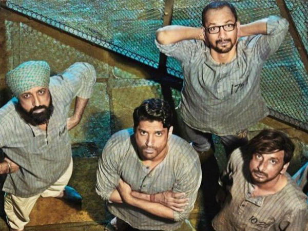 Lucknow Central's band performed at Yerwada Jail on Independence Day