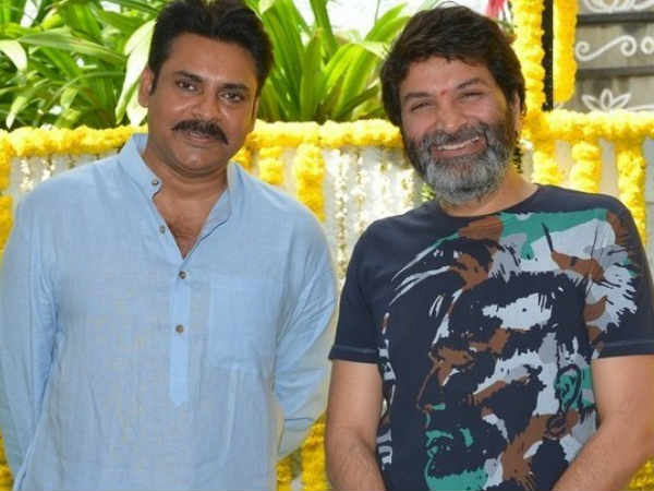 Pawan Kalyan-Trivikram Srinivas' upcoming film firstlook on August 15