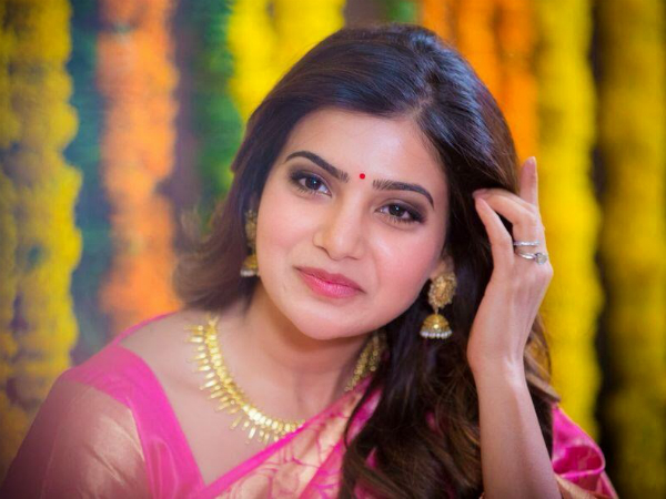 Samantha To Star In A Documentary
