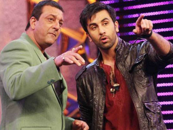 Ranbir Kapoor just called Sanjay Dutt a fraud